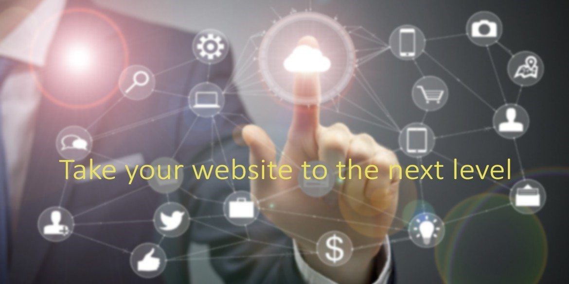 Take your website to the next level